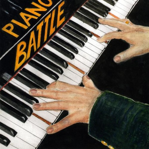 Jensen Skovgaard & Franc Wittrock Piano Battle 09 [CD] by