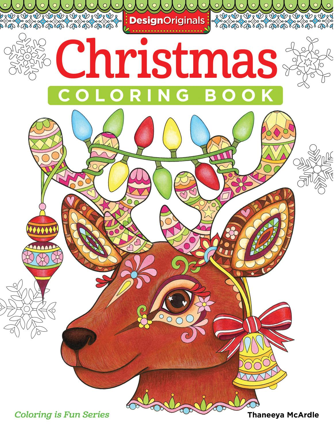 Christmas Coloring Book - Walmart.com