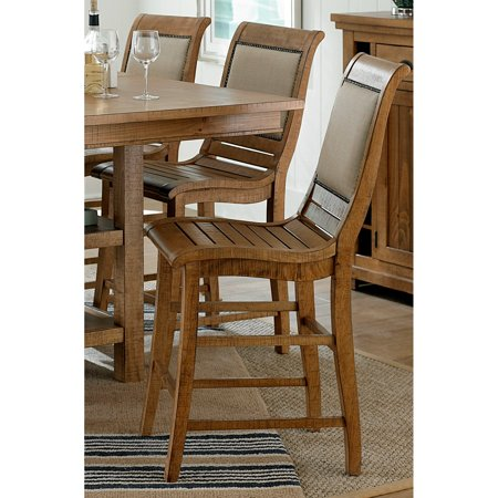 Progressive Furniture Willow Upholstered Counter Chair - Set of 2 ()
