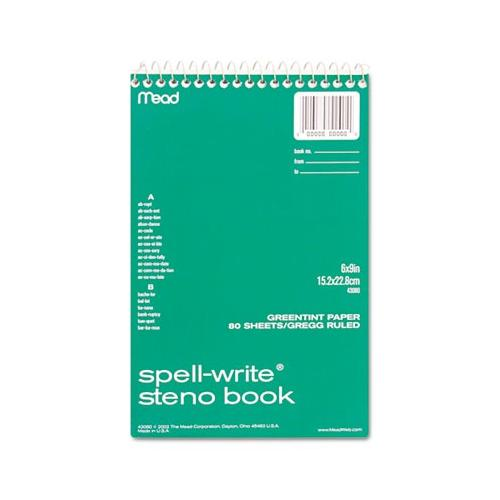 Spell-Write Steno Book SCBMEA43080-32 (pack of 32)