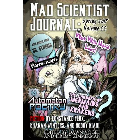 Mad Scientist Journal: Spring 2017 - eBook](Halloween Cedar Springs 2017)
