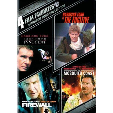 4 Film Favorites: Harrison Ford