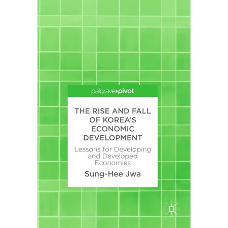 The Rise and Fall of Korea's Economic Development - eBook