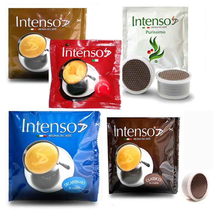 Intenso Capsules Variety Pack (100 Count)