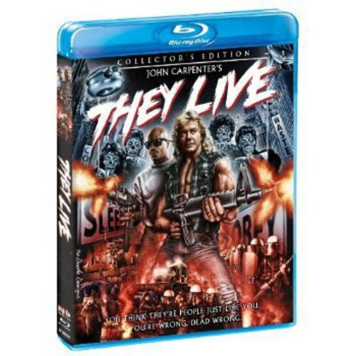 They Live (Collector's Edition) (Blu-ray) (Widescreen)