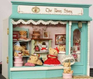 Baby Bears Fairy Tales Shop Craft Kit by DIY_DO_IT_YOUSELF