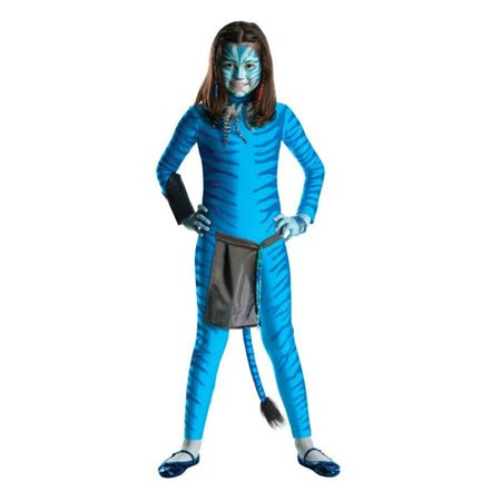 Costumes For All Occasions Ru884294Md Avatar Child Neytiri Medium - Costume D'halloween Avatar