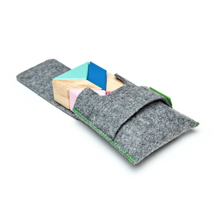 Best Tegu 6 Piece Pocket Pouch Prism - Tegu Blossom deal