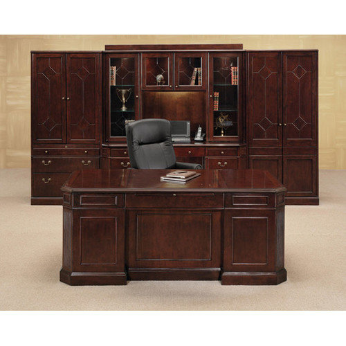 Flexsteel Contract Oxmoor Executive Desk