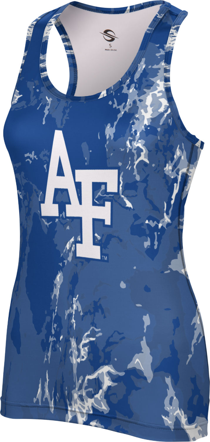 Air Force Academy Girls Performance T-Shirt Marble ProSphere U.S