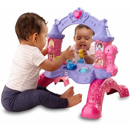 Fisher Price Magical Moments Mirror Walmart Com