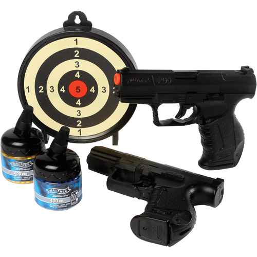 Umarex Walther P99 Duelers Kit Black Airsoft