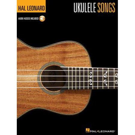 Ukulele Songs (Ukulele Songs : Hal Leonard Ukulele Method )