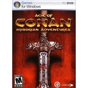 Age of Conan - Hyborian Adventures- XSDP -788687100670 - Age of Conan: Hyborian Adventures is a massively-multiplayer online roleplaying game (MMORPG) based on the world and works of acclaimed au
