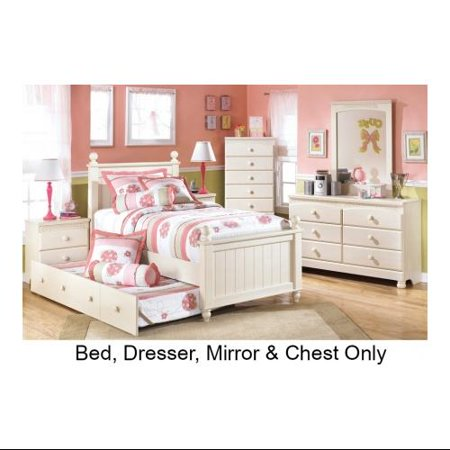 Ashley b21351n52n83n50b10082213546 cottage retreat for Cottage retreat ii bed