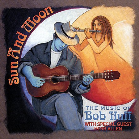 Bob Huff   Sun   Moon  Cd