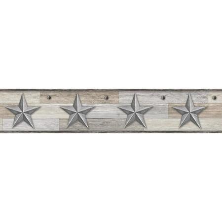 Pallet Star Wallpaper Border