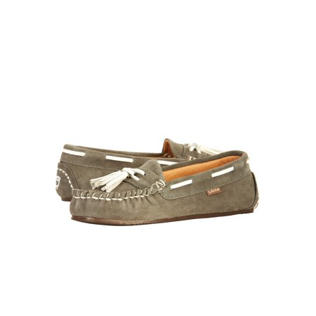 Lamo Leah Women's Moc (Element Gray Shoes)