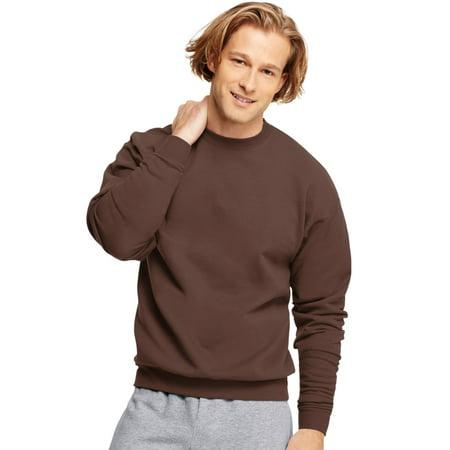 Hanes ComfortBlend EcoSmart Men`s Crew Sweatshirt - Best-Seller, P160,