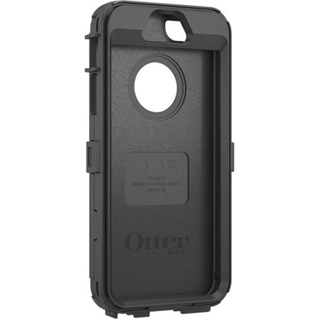 new product feb20 35697 Otterbox 78-35400 OtterBox iPhone 5/5S Defender Series Plastic Shell -  iPhone 5, iPhone 5S - Black - Polycarbonate