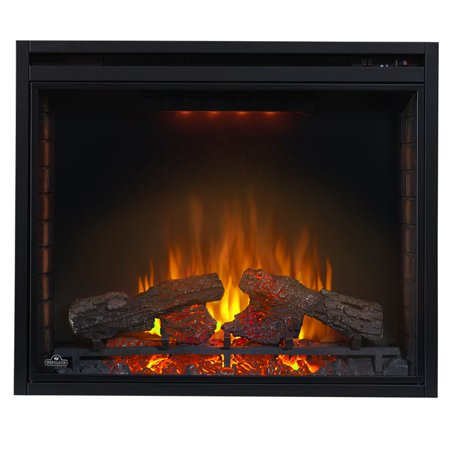 Napoleon Ascent 33 inch Built-in Electric Firebox Insert (Electric Fireplace Insert 36 Inch)