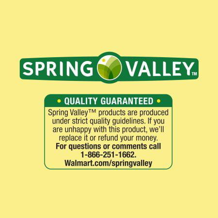 Spring Valley Garcinia Cambogia Capsules 800 Mg 90 Count