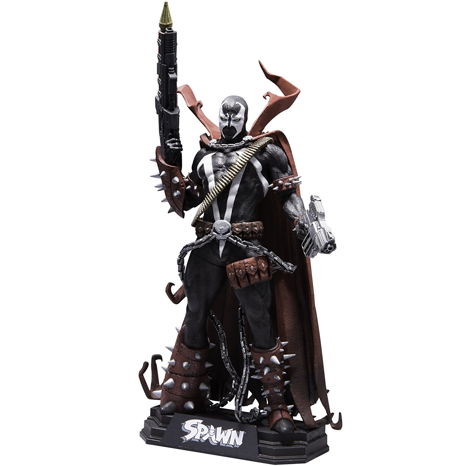 """Spawn 7"""" Color Tops Action Figure: Spawn Rebirth by McFarlane Toys"""