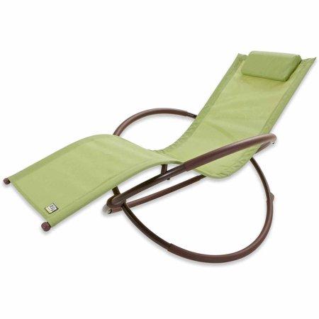 rst brands original orbital outdoor lounger green. Black Bedroom Furniture Sets. Home Design Ideas