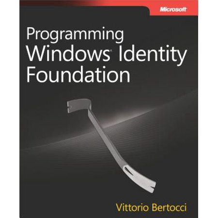 Programming Windows Identity Foundation - eBook