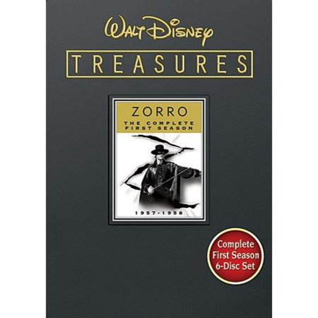 Walt Disney Treasures: Zorro - The Complete First Season (Full Frame)