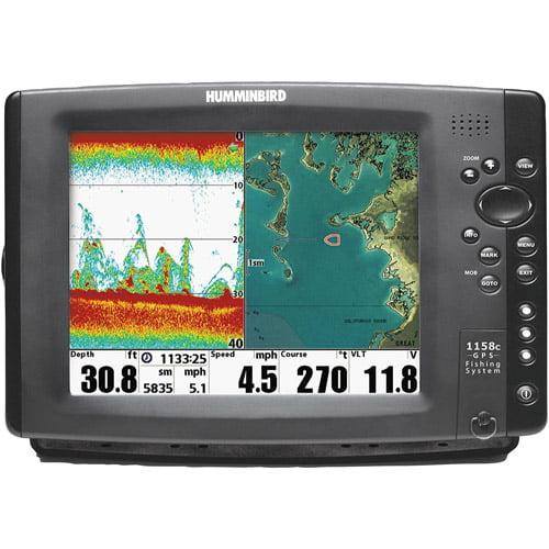 Humminbird 1158C Combo Sonar/GPS 407980-1
