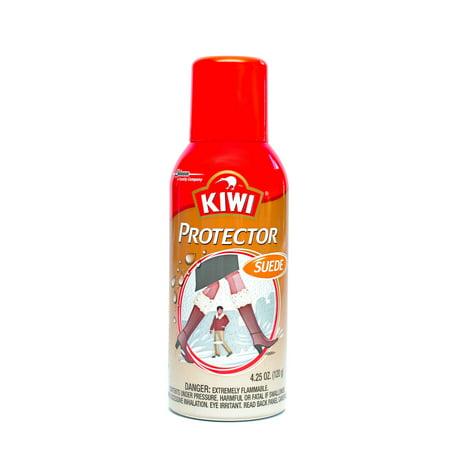 Chenille Suede - KIWI Suede & Nubuck Protector 4.25 Ounces