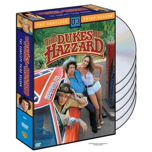 Dukes Of Hazzard: The Complete Third Season (Disc 4)