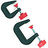 plastic c-clamp, 25mm