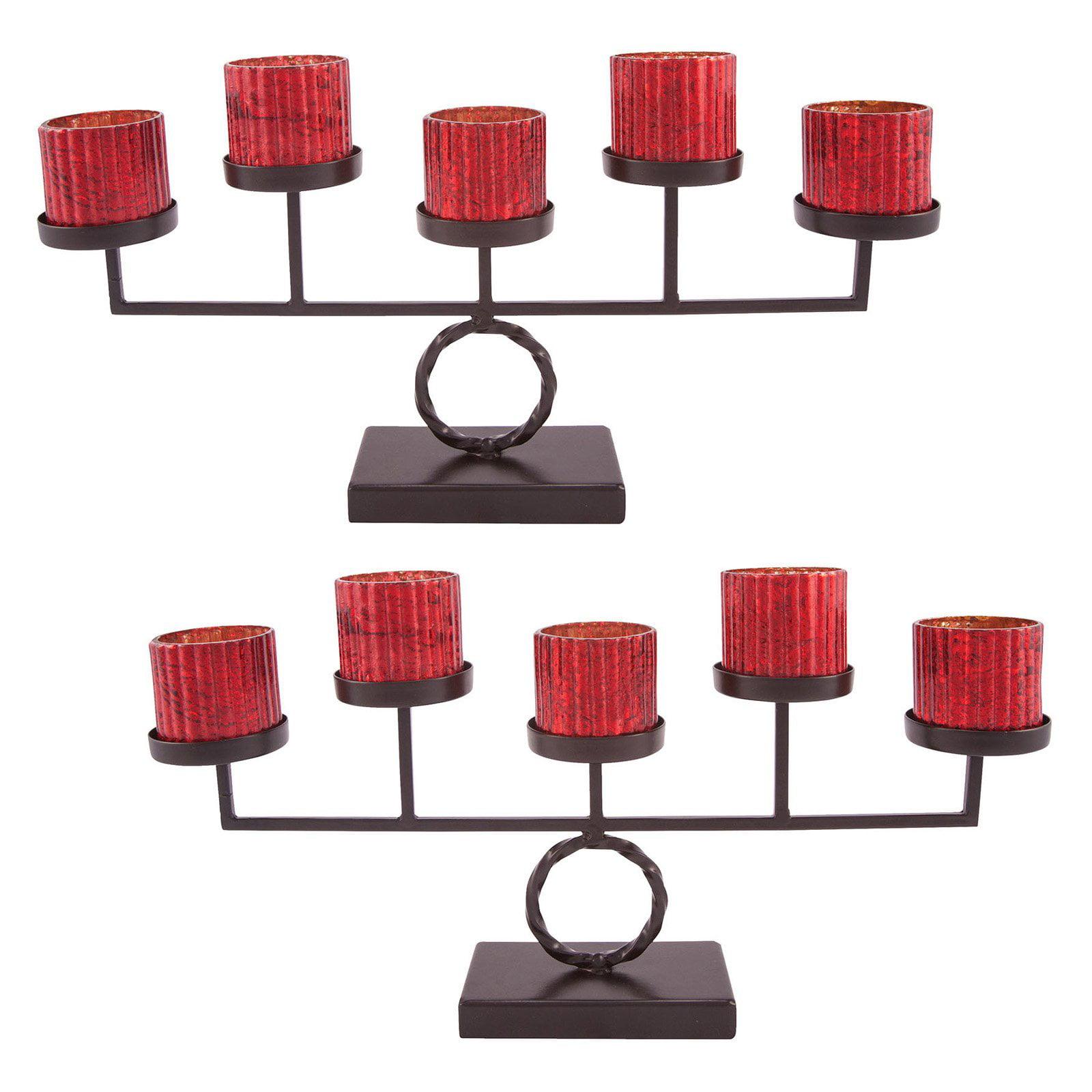 ELK Lighting Holiday Votive Centerpieces Set of 2 by Pomeroy