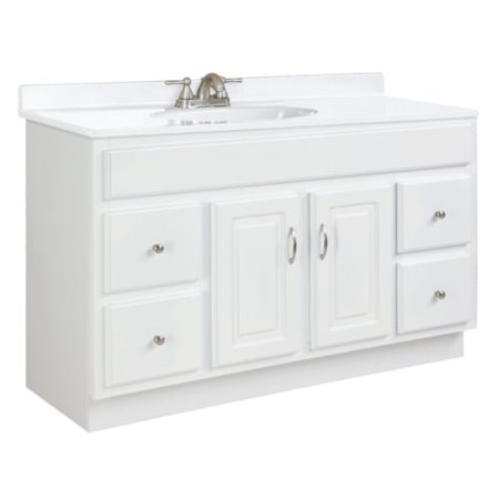 Design House 531301 Concord 48 Wood Vanity Cabinet Only