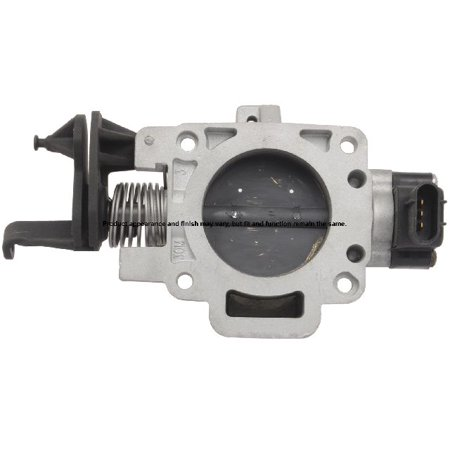 OE Replacement for 2000-2007 Ford Taurus Fuel Injection Throttle Body (LX / SE / SE Comfort / SEL / SES / SVG) Ford Taurus Intake