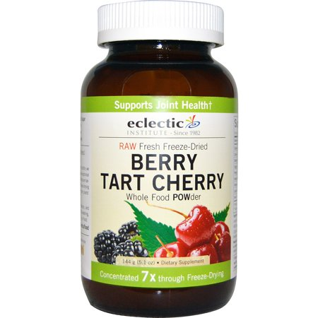Eclectic Institute, Berry Tart Cherry, Whole Food Powder, 5.1 oz (144 g) Eclectic Institute Passion Flower