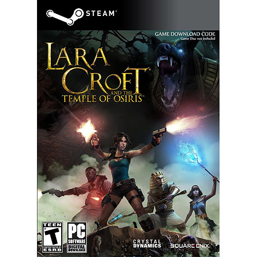 Lara Croft Temple Osiris (PC)