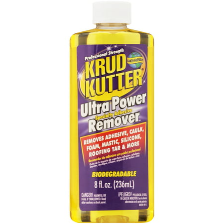 Krud Kutter® Ultra Power Specialty Adhesive Remover™ 8 fl. oz. Bottle ()