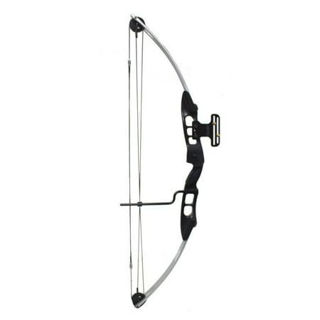 Draw Bow (SAS Sergeant 55 Lb 27-29'' Draw Length Compound Bow w/ Cable Guard + Arrow Rest )