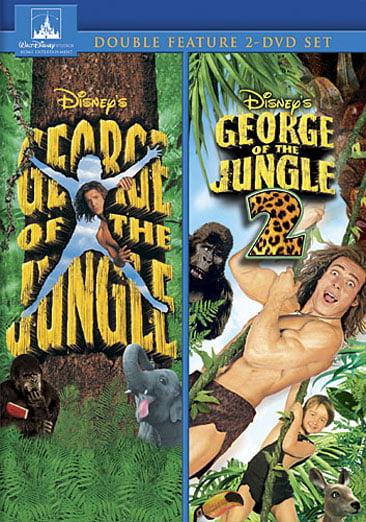 George Of The Jungle   George Of The Jungle 2 (DVD) by BUENA VISTA HOME ENTERTAIMENT
