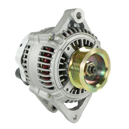 NEW DB Electrical AND0126 Alternator For 2.4L 3.0L 3.3L 3.8L Plymouth Voyager, Chrysler Town & Country Van, Dodge Caravan 1996 1997 ND9712109-416 113235 4686099 4727221 ALT-6100 Country Plymouth Voyager Vans