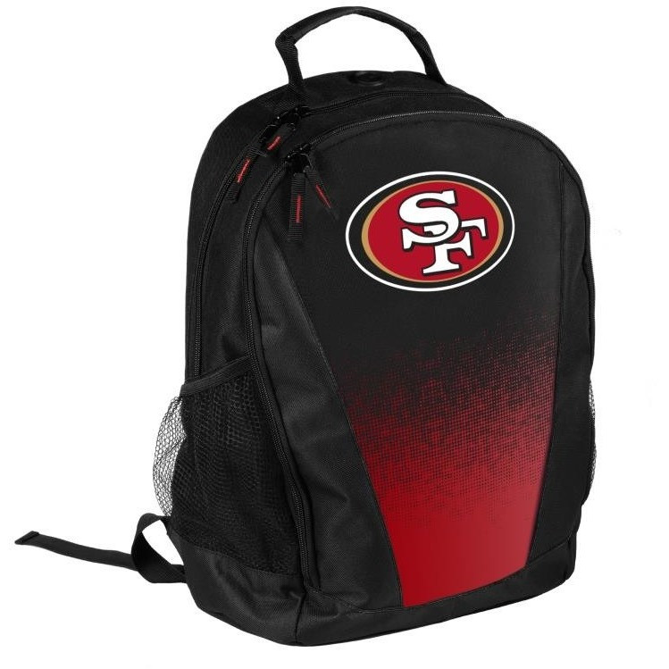 San Francisco 49ers NFL Primetime Gradient Backpack