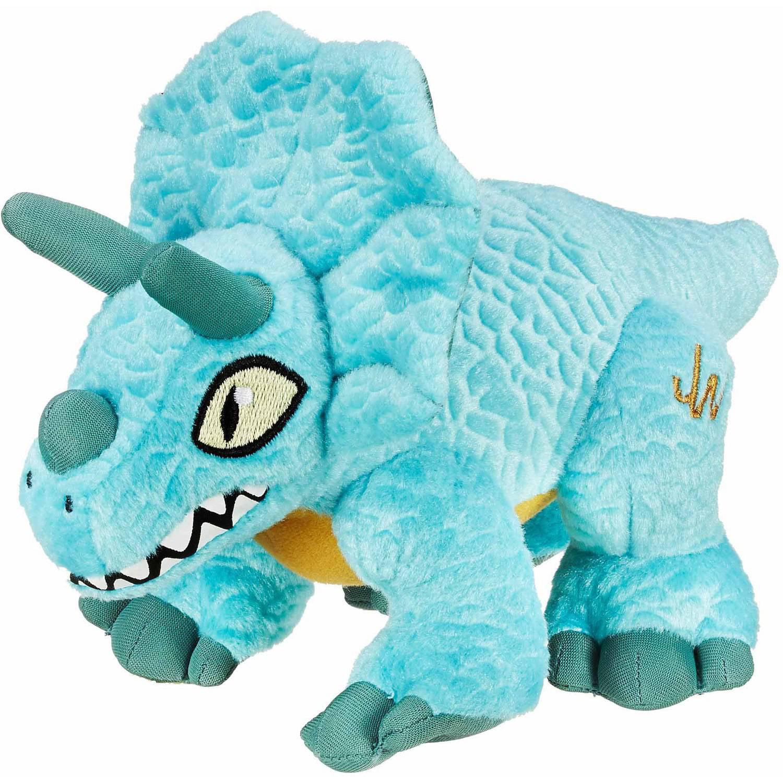 Jurassic World Plush Triceratops Toy
