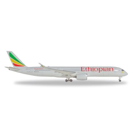 Herpa Wings 531610 Ethiopian Airlines Airbus A350-900 1/500 Scale Diecast Model