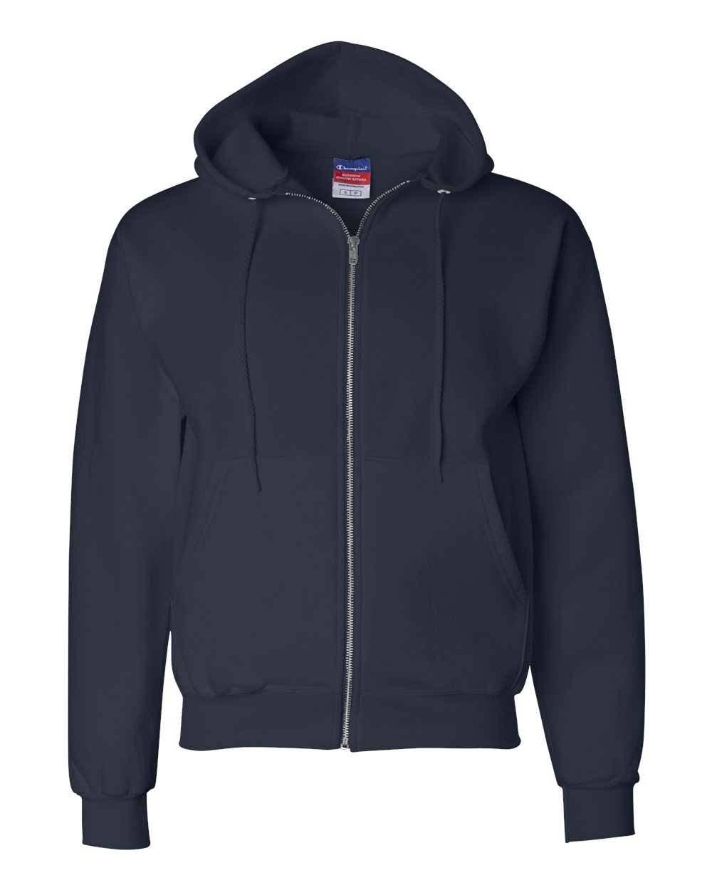 Champion Double Dry Eco Full-Zip Hooded Sweatshirt