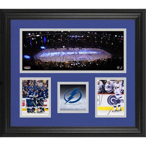NHL - Tampa Bay Lightning Framed 3-Photograph Collage