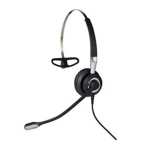 Refurbished Jabra Biz 2400 Ii Mono 3 In 1 Nc Bt Ms Headset Mono 3 In 1 Usb Headset Walmart Com Walmart Com