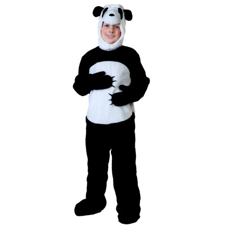Child Panda Costume](Panda Costume Homemade)